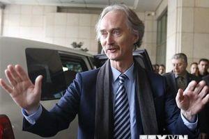 Phái viên LHQ có cuộc hội đàm quan trọng với Ngoại trưởng Syria