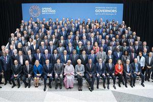 Hội nghị mùa Xuân IMF- WB: Trung Quốc muốn hợp tác với WB thúc đẩy tín dụng