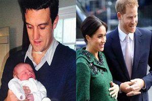 Ông bố 3 con gây xôn xao dư luận khi cảnh báo Hoàng tử Harry 'tránh xa' Meghan khi cô lâm bồn ở nhà vì lý do 'địa ngục' này
