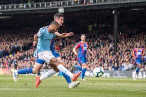 Crystal Palace 1-3 Man City: Duyên Sterling