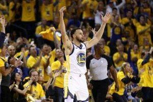 Chùm ảnh: Warriors nghiền nát Clippers trong ngày thăng hoa của Curry