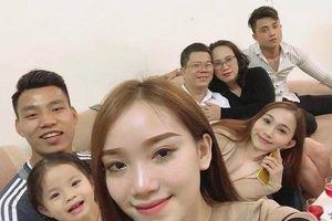 Vũ Văn Thanh đón sinh nhật bên gia đình vợ tương lai