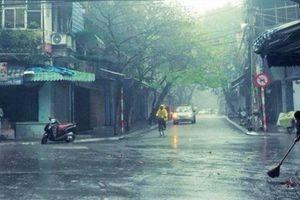 Dự báo thời tiết ngày 14/4: Cảnh báo mưa dông rải rác