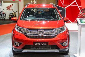 Honda BR-V Special Edition giới hạn 300 chiếc, giá hơn 500 triệu đồng