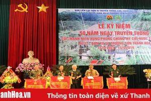 N237 - Ban XD 67 Trường Sơn Thanh Hóa tiếp tục phát huy truyền thống bộ đội cụ Hồ