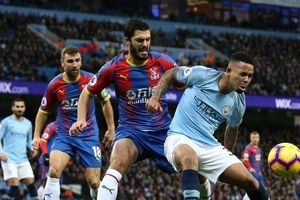 Crystal Palace - Man City: The Citizens giữa bộn bề lo toan