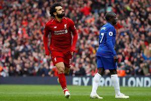 Mane, Salah liên tiếp ghi bàn trong 2 phút, Liverpool hạ gục Chelsea