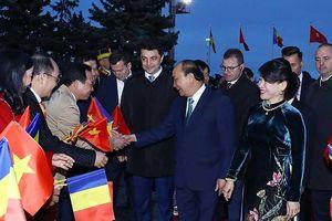 Thủ tướng Nguyễn Xuân Phúc thăm chính thức Romania