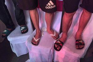 Nỗi buồn mang tên ý thức trong lễ hội biển Sầm Sơn