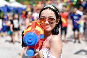 Đường phố Thái Lan 'ngập nước' suốt ba ngày lễ Songkran