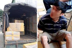 Nghệ An: Bắt vụ ma túy 'khủng', thu giữ 600kg ma túy đá