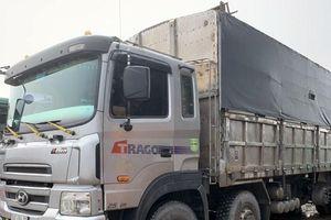 'Cất vó'8 xe 'hổ vồ' ngang nhiên vận chuyển cả trăm tấn than trái phép