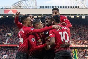 Man Utd vô địch về số lần được hưởng penalty ở Ngoại hạng Anh