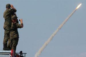 Nga biết trước cuộc không kích của Israel vào Masyaf?