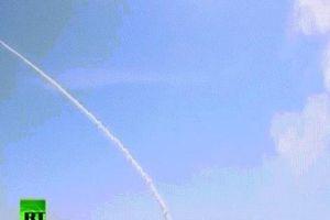 Xem 'rồng lửa' S-300 Nga phóng liên tiếp đạn phòng không lên trời