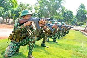 'Bí quyết' huấn luyện chiến sĩ mới của Sư đoàn 320