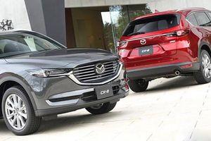 Giá xe Mazda CX-8 dự kiến từ 1,1 tỷ đồng tại Việt Nam?