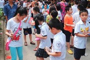 Nghiêm cấm các hoạt động tự phát do học sinh tự tổ chức