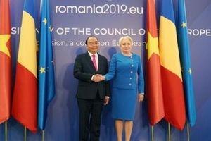Thúc đẩy hợp tác Việt Nam - Romania trên các lĩnh vực tiềm năng