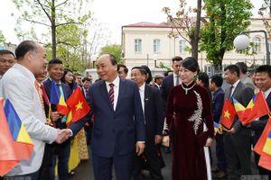 Tăng cường hợp tác các địa phương Việt Nam và Romania
