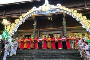 Tập đoàn Hanaka tổ chức khánh thành chùa Thánh Quang và Bảo Tháp Đại Bi Kim Cương