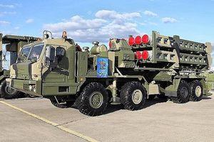 Hệ thống tên lửa phòng không S-500 mới nhất của Nga đã sẵn sàng