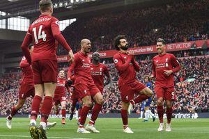 Liverpool hạ đẹp Chelsea: Thời khắc để vô địch