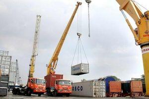 Thặng dư thương mại tăng mạnh, đạt 1,63 tỷ USD