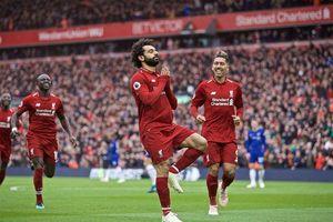 Liverpool 2-0 Chelsea: Chiến công của vị thần Ai Cập
