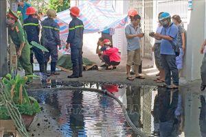 Cháy nhà dân tại Bình Thuận làm một người tử vong