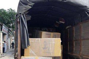 Nóng: Lực lượng chức năng bắt giữ nhóm đối tượng cùng 600kg ma túy