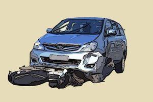 Lấn làn tông trực diện vào ô tô, một người tử vong