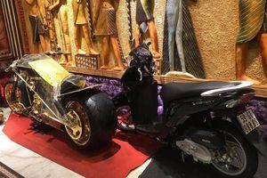 Dàn xe siêu khủng của Phúc XO chỉ là xe mạ đồng và gắn biển số giả