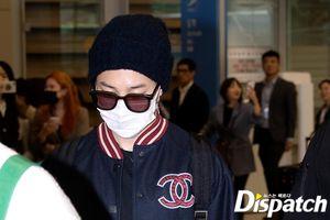 Song Hye Kyo đăng ảnh Lưu Đức Hoa, xuất hiện tại sân bay cùng BTS và Park Seo Joon