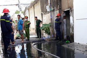 Bình Thuận: Hỏa hoạn làm một người tử vong