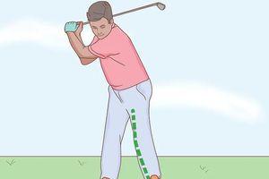 Làm thế nào để chơi golf khi bị đau lưng?