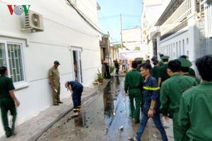 Hỏa hoạn tại Bình Thuận khiến 1 phụ nữ tử vong