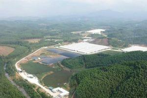 Kiểm tra công tác bảo vệ môi trường Cty Chăn nuôi Hòa Phát Bắc Giang