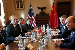 Mỹ nhượng bộ Trung Quốc trong đàm phán thương mại
