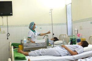 Đà Nẵng: 14 khách Lào nhập viện với các triệu chứng ngộ độc thực phẩm