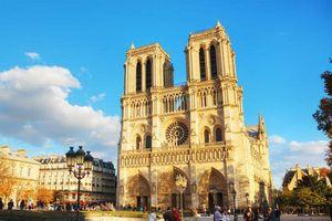 Nhìn lại nét cổ kính của nhà thờ Đức Bà Paris trước khi bị cháy