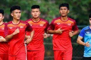 Cầu thủ U18 Việt Nam khó chen chân vào đội hình dự SEA Games 30