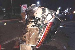 Hà Tĩnh: Va chạm giữa xe đầu kéo với ô tô 5 chỗ, nhiều người bị thương