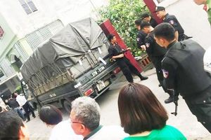 Nghệ An: Hàng trăm cảnh sát vây bắt vụ vận chuyển gần 700 kg ma túy