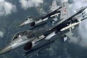 F-16 Thổ tiến vào Syria trong sự im lặng của S-300