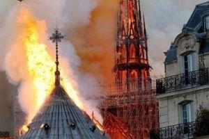 Ý nghĩa vô giá của Nhà thờ Đức bà Paris với người dân Pháp