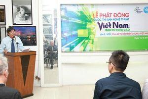 Phát động cuộc thi ảnh 'Việt Nam nhìn từ trên cao'
