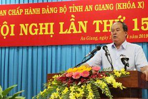 Đồng chí Nguyễn Thanh Bình được giao quyền Chủ tịch UBND tỉnh An Giang nhiệm kỳ 2016-2021