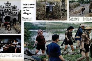 Ảnh cực độc về Hà Nội thời chiến trên tạp chí LIFE