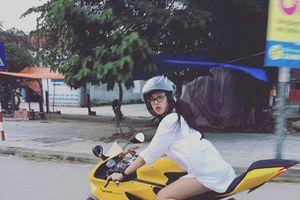 Lộ danh tính Rich Kid Việt body chuẩn, lái moto cực ngầu